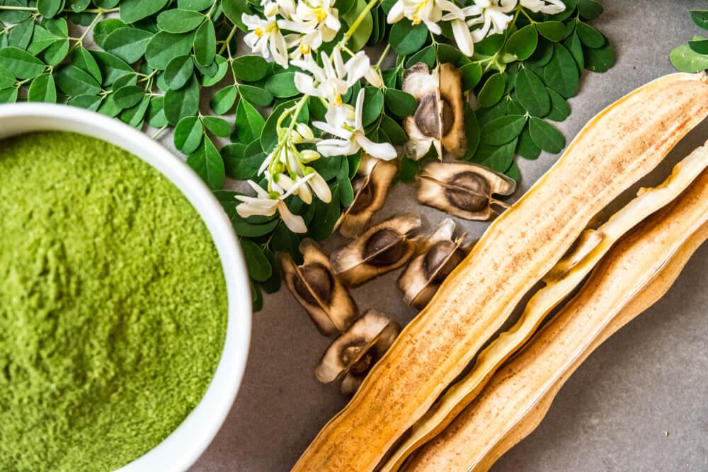 Moringa zaden: Om te eten én te planten!